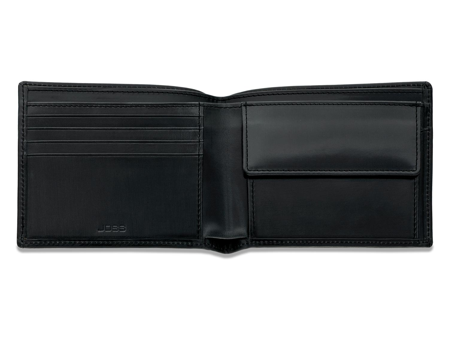 JOSS-COLLECTION_wallet-card-coin_black-open_Img2800